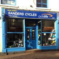 Sanders Cycles Chasetown