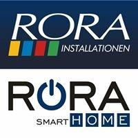RORA Installationen