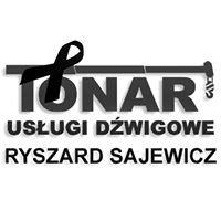 Tonar - Dźwigi