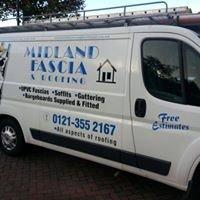 Midland Property Fascia Roofing