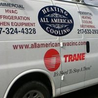 All American Heating/Cooling/Refrigeration