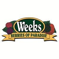 Weeks Berries of Paradise