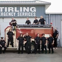 STIRLING FIRE DEPARTMENT
