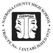 Natrona County High School Drama Department