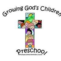 Growing God's Children Preschool