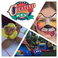 Creative Key Entertainment services