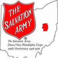 The Dover/New Philadelphia Salvation Army