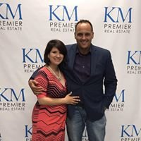 The Collins & Collins Realtor Team with KM Premier Real Estate