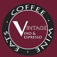 Vintage Vino and Espresso