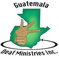 Guatemala Deaf Ministries