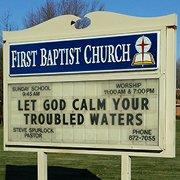 First Baptist Church of Newton Falls, Ohio