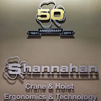 Shannahan Ergonomics & Technology