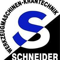 Schneider Werkzeugmaschinen und Kranservice GmbH & Co.KG