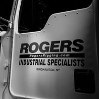 Rogers Industrial Crane & Rigging Specialists