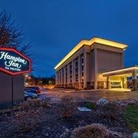 Hampton Inn- Charlottesville