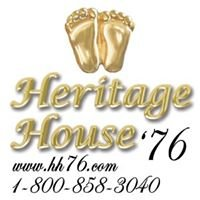 Heritage House '76