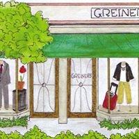 Greiner's Clothing Inc.