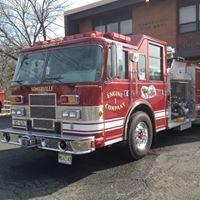 Engine 1 Somerville Fire Department