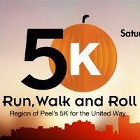 5K Run, Walk & Roll
