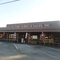 Factory Surplus Sales Inc