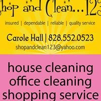 Shop and Clean 123