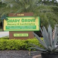 Shady Grove Nursery