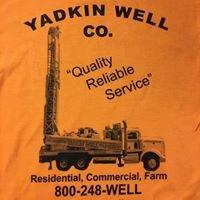 Yadkin Well Company, Inc.
