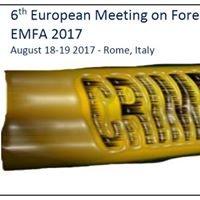 6th European Meeting on Forensic Archaeology - EMFA 2017