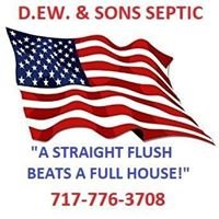 D.E.W & Sons Septic