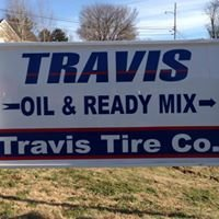 Travis Oil and Ready Mix, Travis Tire, and Travis Concrete Products
