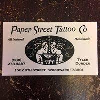 Paper Street Tattoo Company