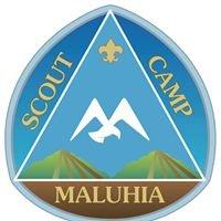 Camp Maluhia, Maui County Council BSA