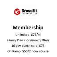 CrossFit Guntersville