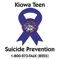 Kiowa Teen Suicide Prevention Program