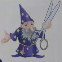 The Scissor Wizard