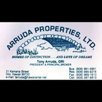 Arruda Properties, Ltd.