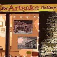 For ArtSake Gallery