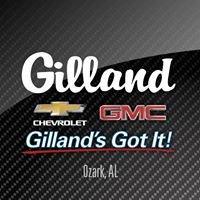 Gilland Chevrolet GMC
