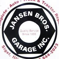 Jansen Bros. Garage, Inc