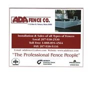 ADA Fence Co