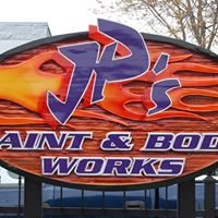 Jp's paint and body