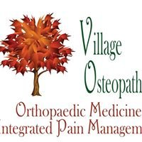 The Village Osteopath: Restoring Health. Optimizing Life.