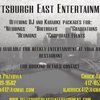 Pittsburgh East Entertainment