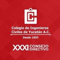 Colegio de Ingenieros Civiles de Yucatán A.C. - Sitio Oficial
