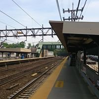 Greenwich Train Station