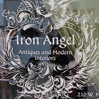 Iron Angel Antiques, Minco, OK
