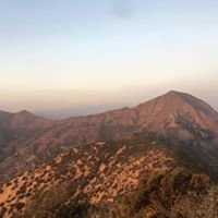 Cumbre Cerro El Carbon