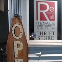 Renewall  on line Thrift Store