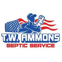 TW Ammons Septic Service, Inc.
