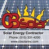 CB Solar Inc